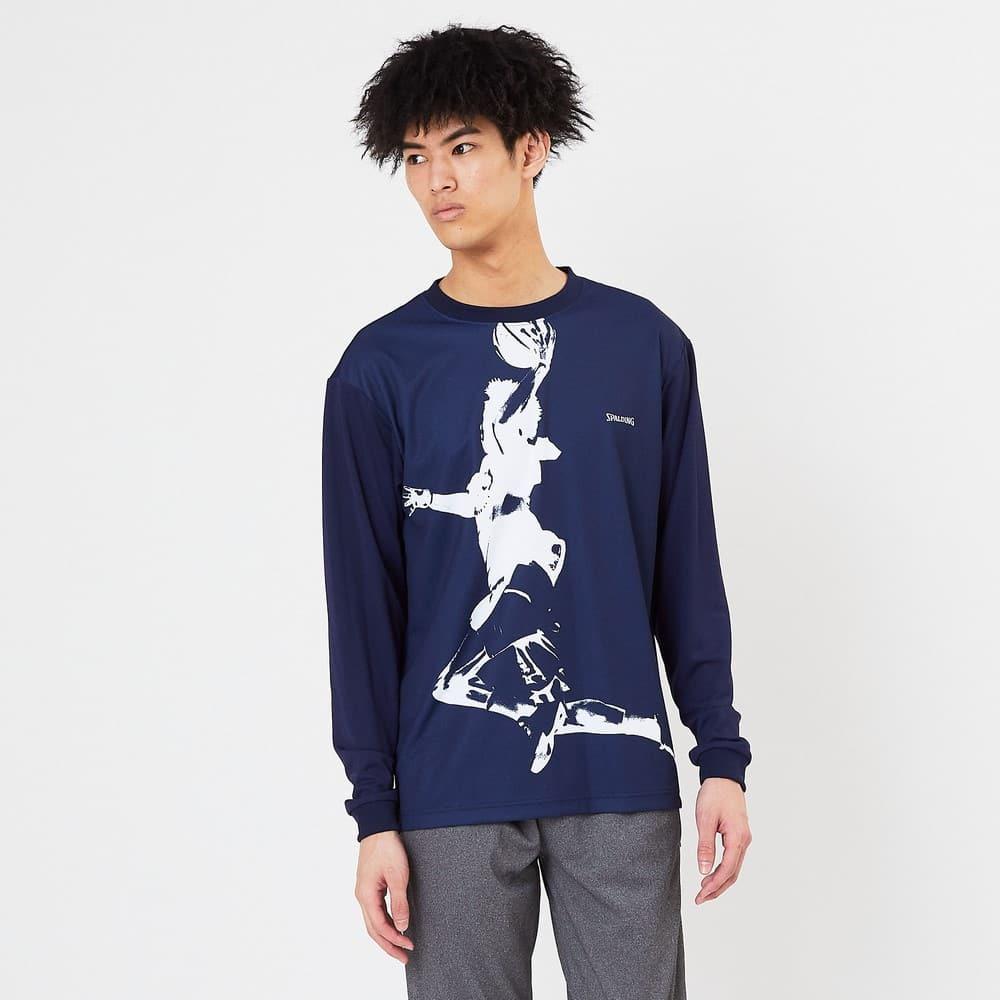 ロングスリーブTシャツ トマホーク SMT201280