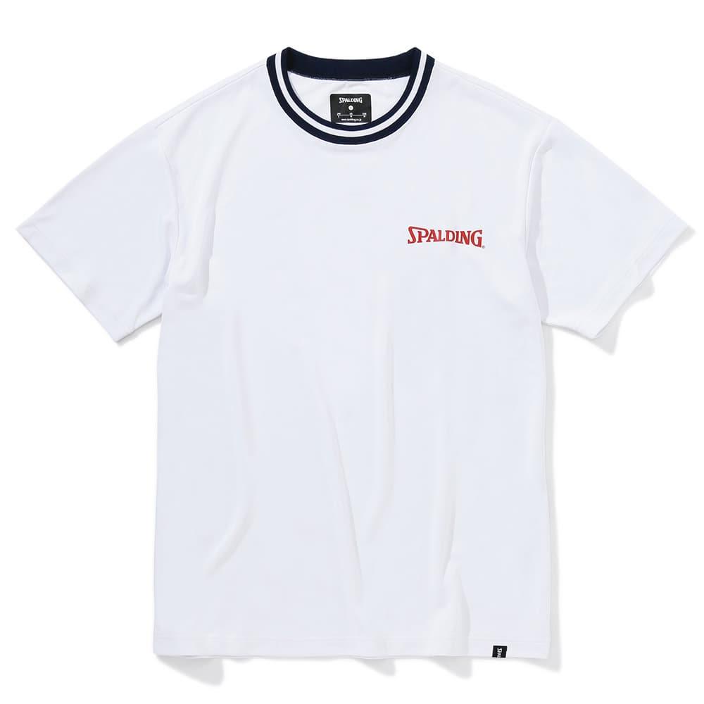 Tシャツ  トリムカラー SMT210270