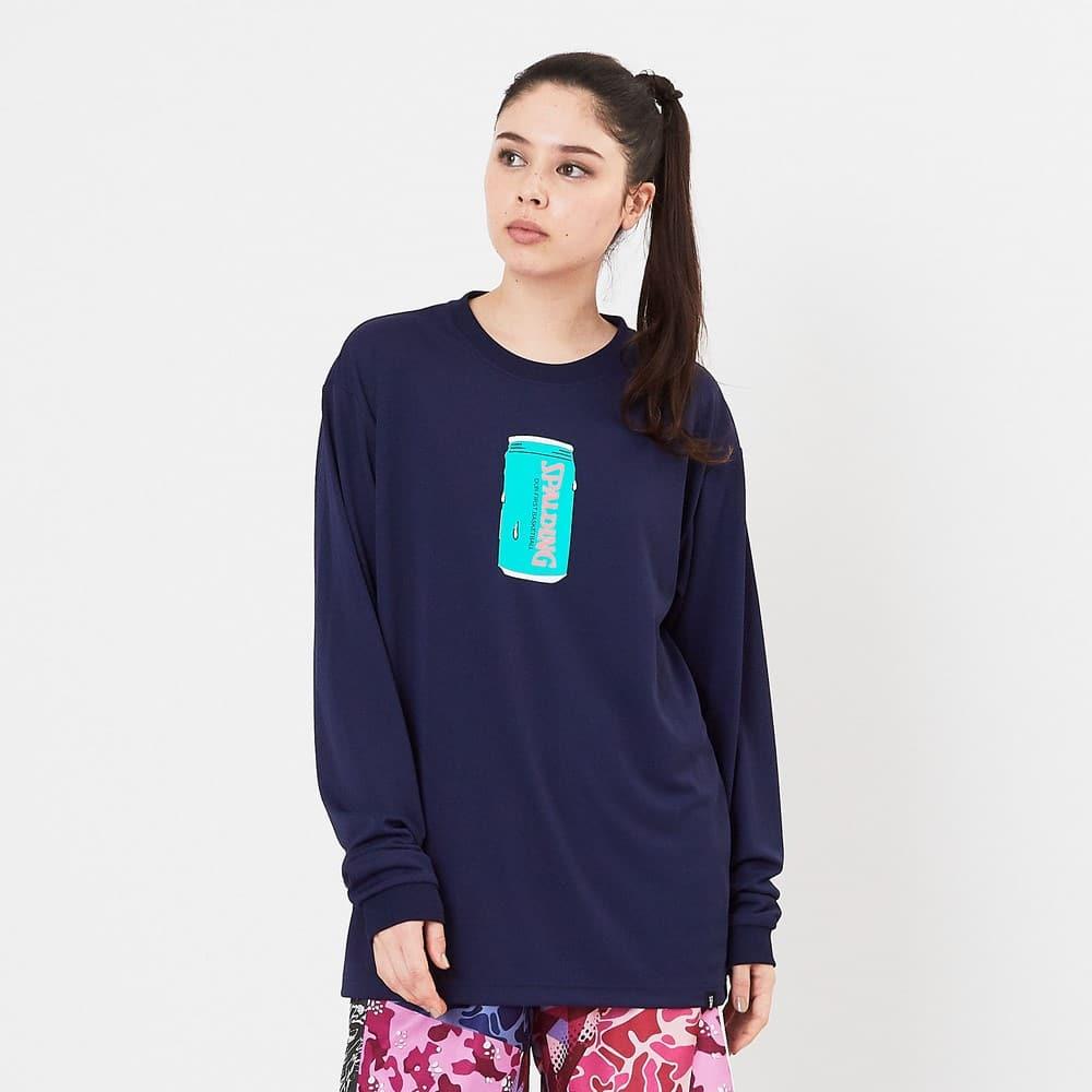 ロングスリーブTシャツ ジュースカン SMT201300