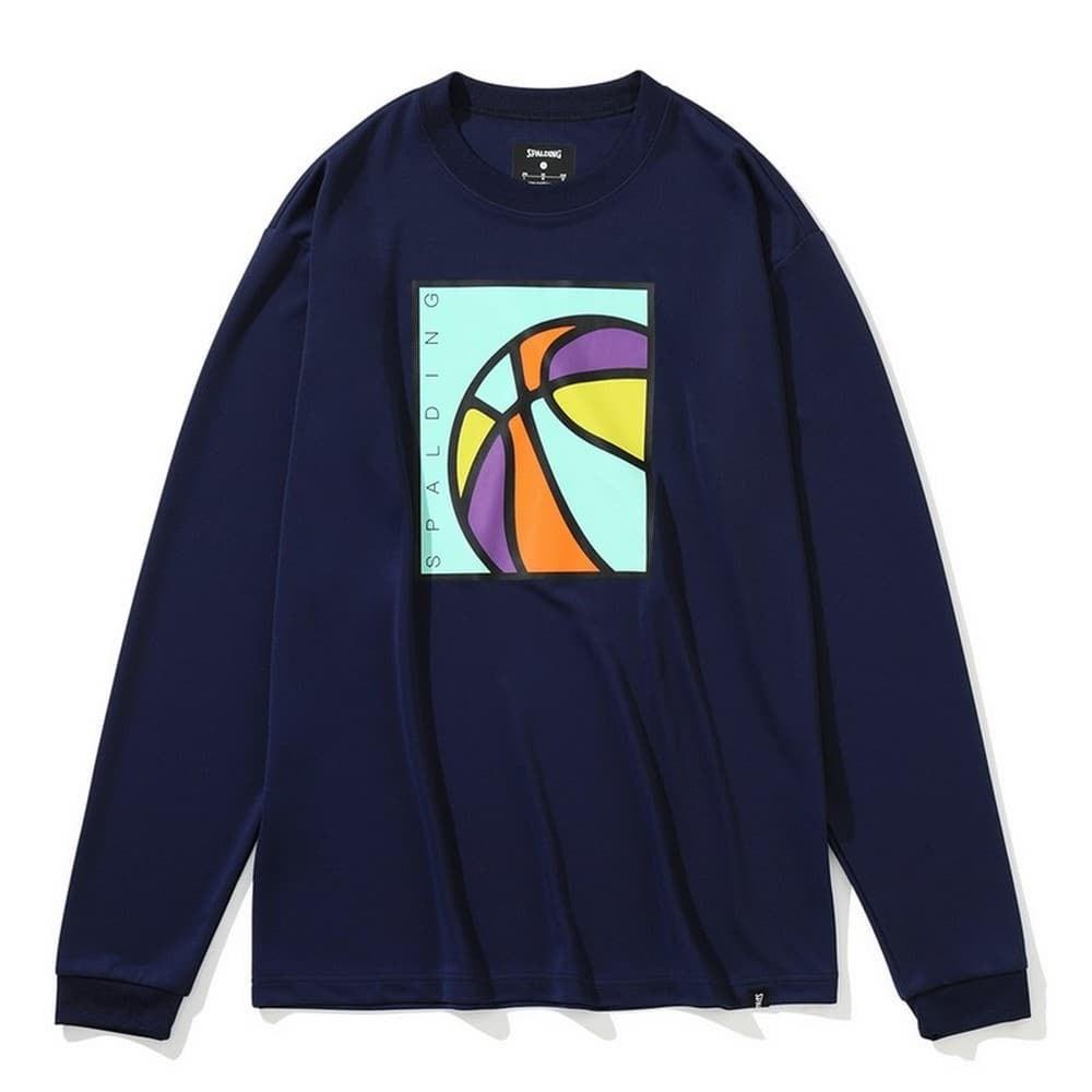 ロングスリーブTシャツ ネオンボール SMT201330
