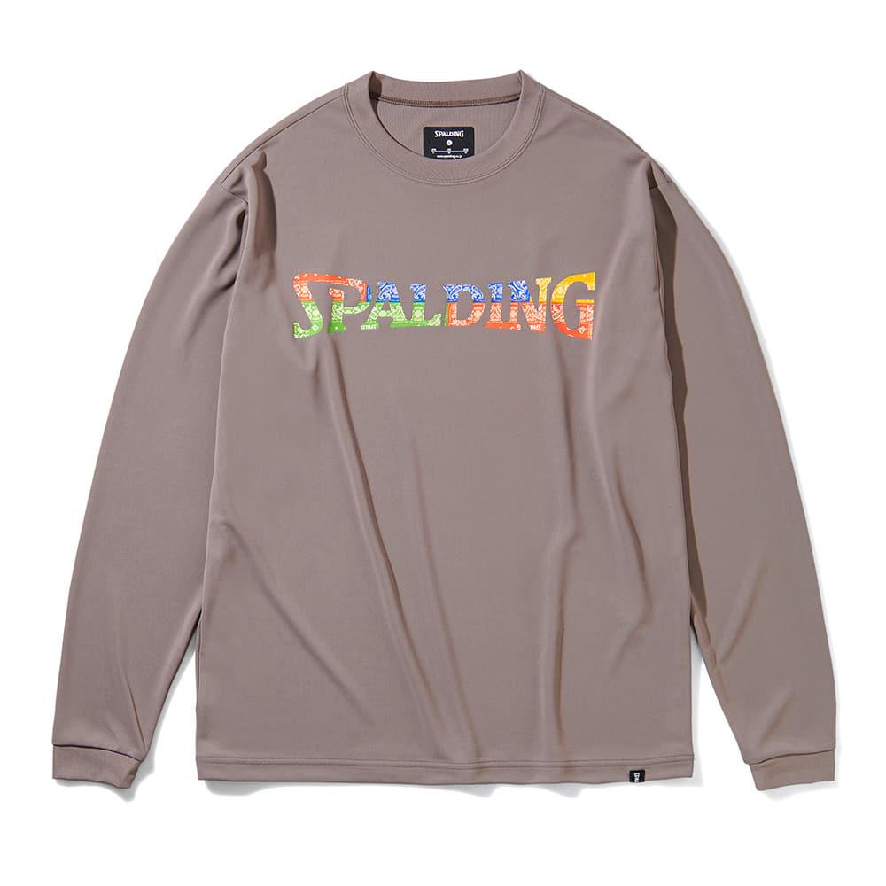 ロングスリーブTシャツ バンダナロゴ SMT211140