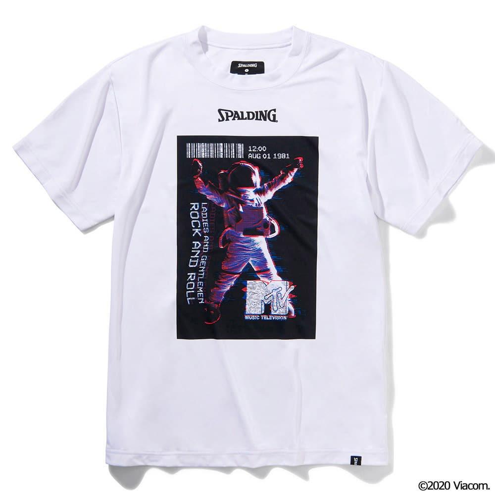 Tシャツ  MTV スペースマン SMT210380