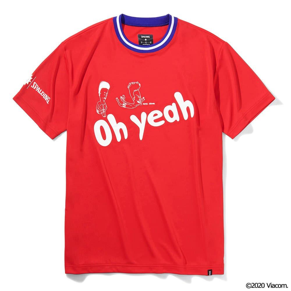 Tシャツ  ビーバスアンドバットヘッド スウープ SMT210400