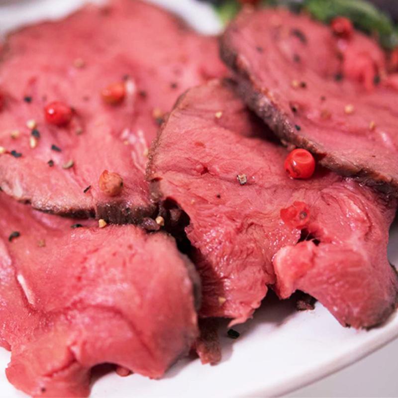 お取り寄せ大賞殿堂入り「ノワ・ド・ココ ローストビーフ2種食べ比べ」