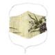 EM013 婦人Mサイズ 洗える 和布マスク 浴衣生地 国産さらし生地 ノーズフィッター付き  布マスク おしゃれ 日本製 繰り返し メール便*