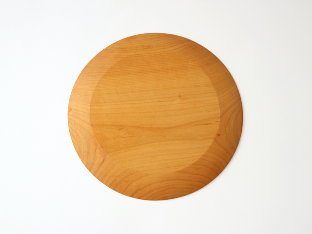 高塚和則 パン皿 大 木工房玄