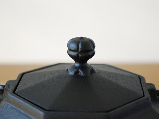 OIGEN(及源鋳造) 小鉄瓶 八角 0.8L