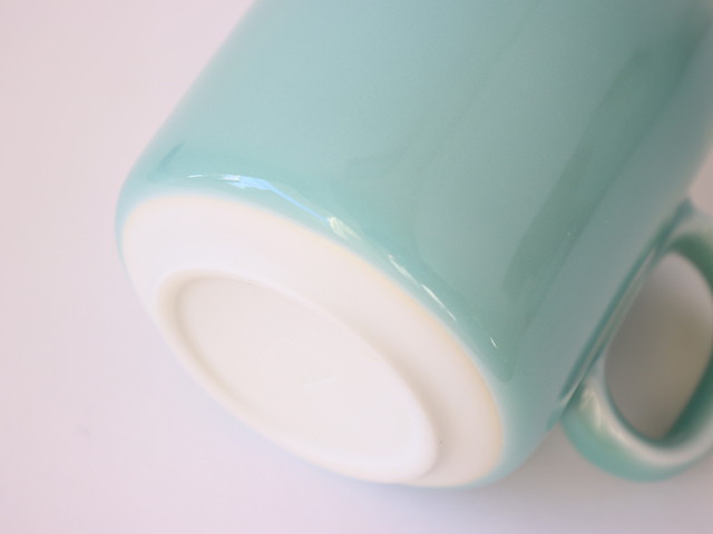 鍋島虎仙窯 鍋島青磁 マグカップ