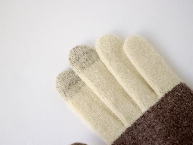 [ネコポスOK]【 スマホ対応手袋 】 Tehtava ( テスタバ ) タッチグローブ