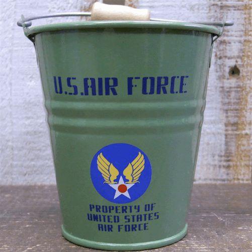 U.S.A.F ミニバケツ US AIR FORCE エアフォース