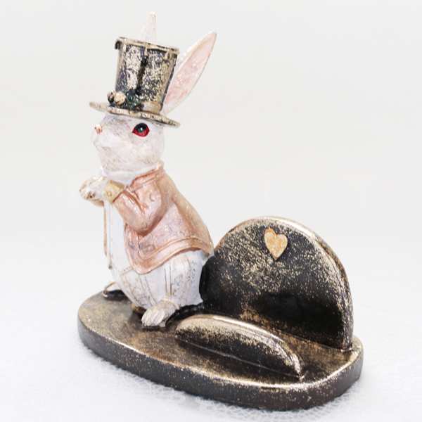 Wonder Rabbit ; Hatter (4個入/スマホスタンドSET)