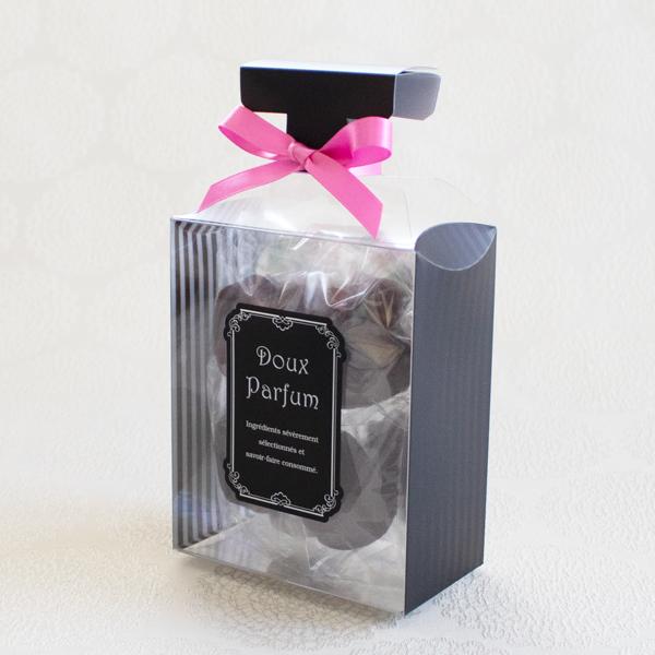 【お急ぎギフト】Sweet Perfume ; Pink(フィナンシェ8個入)