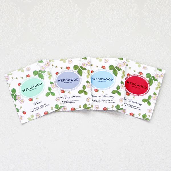 It's always tea-time ; Crown  (クッキー10個・紅茶4 bags入/カップ&ソーサーSET)