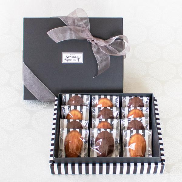 Greeting Box ; Financier (フィナンシェ12個入)