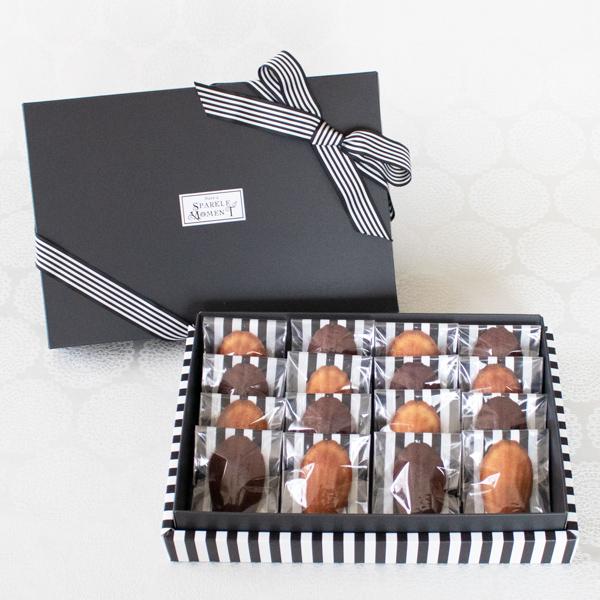 Greeting Box ; Financier (フィナンシェ16個入)