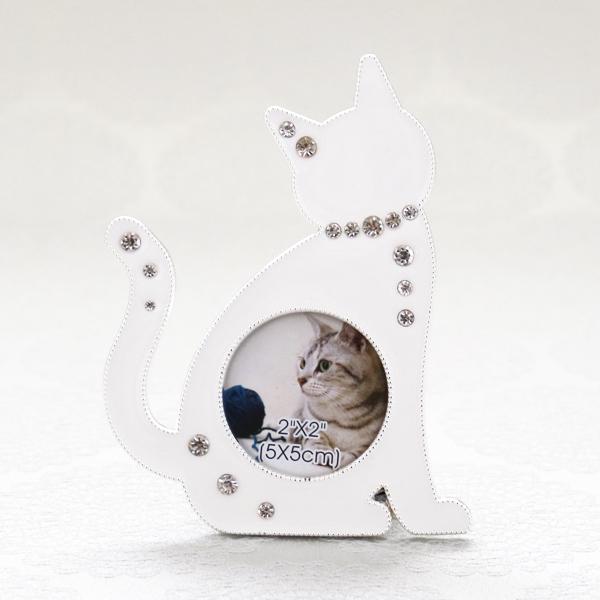 【お急ぎギフト】Twinkle Cats(紅茶&フォトフレーム2色セット)