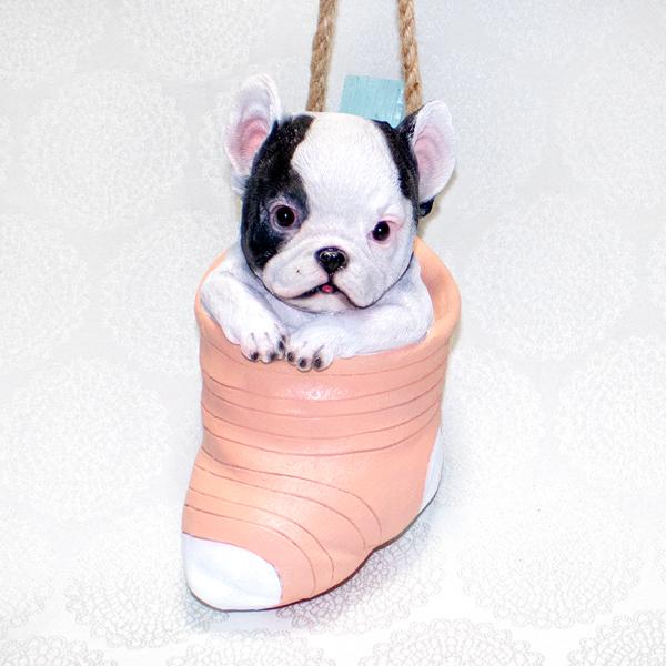 Playful Puppy(オブジェ&クッキー7個入)