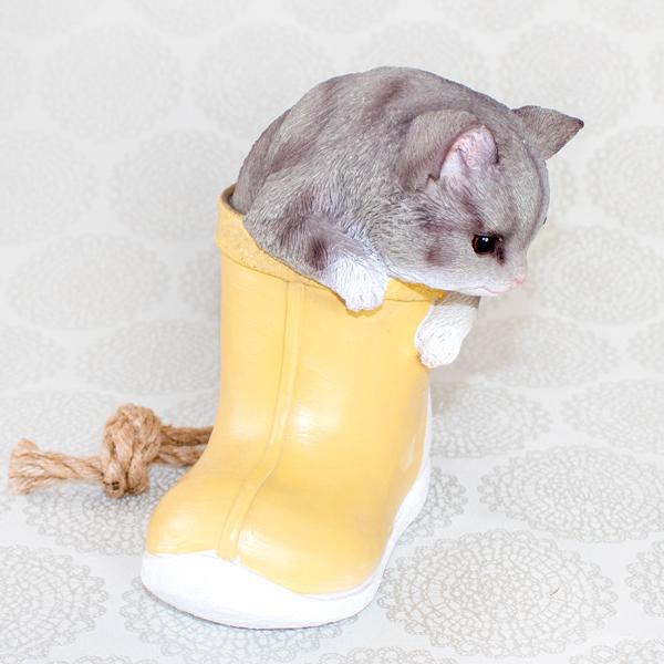 Playful Kitten(オブジェ&クッキー7個入)