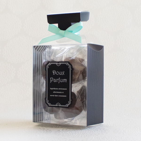 【お急ぎギフト】Sweet Perfume ; Mint(フィナンシェ8個入)