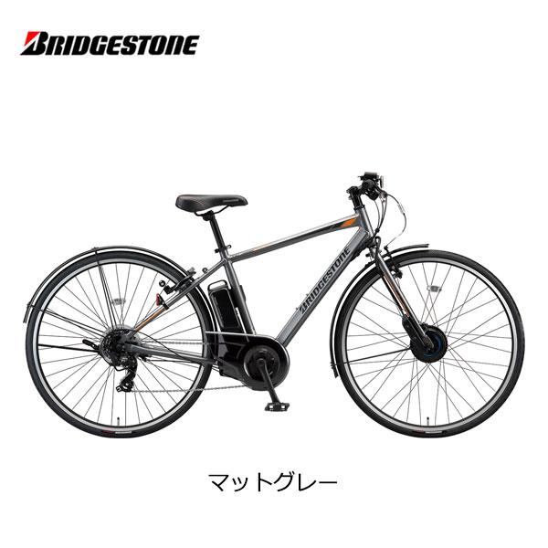 電動自転車 ブリヂストン TB1 e ティービーワン e 27インチ TB7B41