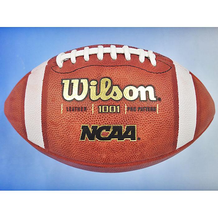 (本革)NCAA 1001(オフィシャルサイズ)/ウィルソン(WILSON)