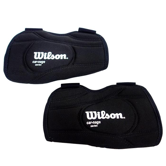 ELBOW PAD[エルボーパッド]左右2個入 (WTF981001AD)/ウィルソン(WILSON)