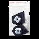 EYE SHIELD CLEAR [アイ シールド ブラック] (N0002764998NS)/ナイキ(NIKE)
