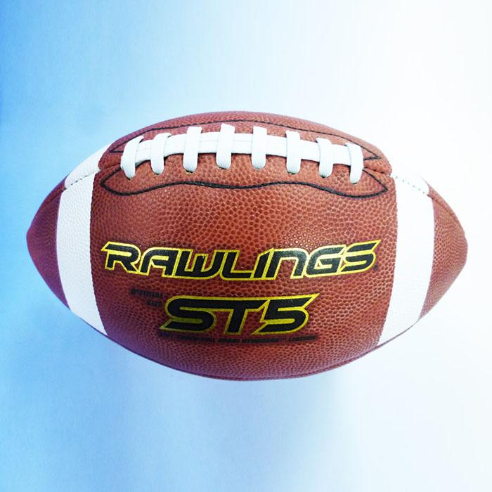 (本革)公式試合球 ST5 オフィシャルサイズ/ローリングス(Rawlings)