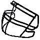 S2BDC-HS4(R961910)【スピードクラシック用 ファンデーション用】/リデル(Riddell)