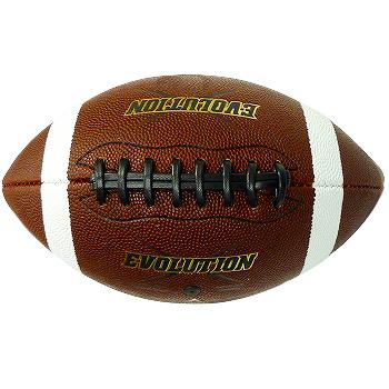 (オフィシャルサイズ 人工皮革)PVC AMERICAN FOOTBALL Evolution(ピーブイシー アメリカンフットボール エボリューション)/スポーツダイレクトジャパン(SPORTS DIRECT)