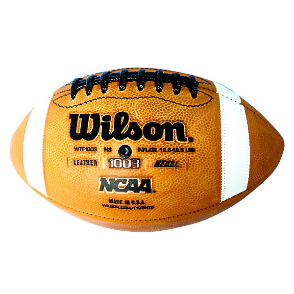 (本革)NCAA 1003 GST(オフィシャルサイズ)(WTF1003B)/ウィルソン(WILSON)
