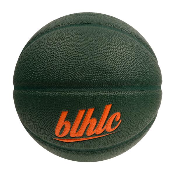 ballaholic × TACHIKARA/ボーラホリック × タチカラ Playground Basketball 7号(dark green/orange) (BHBAC-00469-DGO)