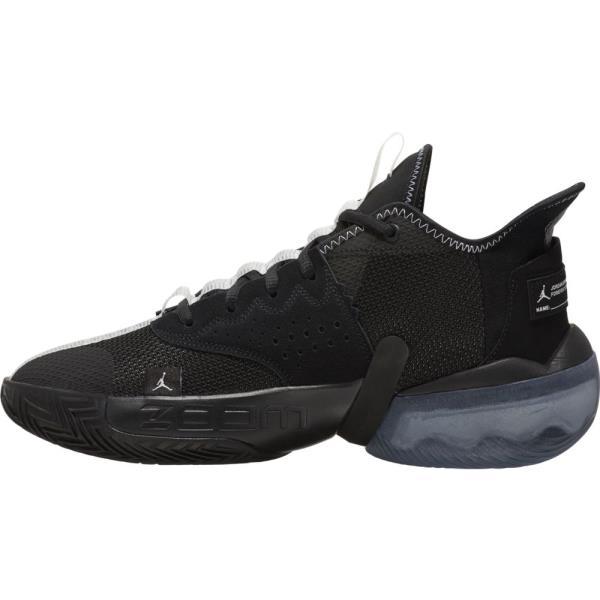 ジョーダン リアクト エレベーション PF バスケットボールシューズ CK6617-001(ブラック/ホワイト) 20FA