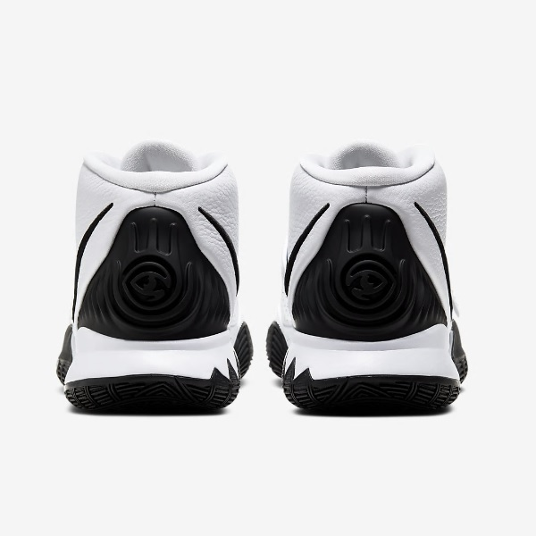 NIKE ナイキ カイリー 6 EP バスケットボールシューズ BQ4631-100(ホワイト/ブラック/ピュアプラチナ) 新発売!!(2020年最新モデル)