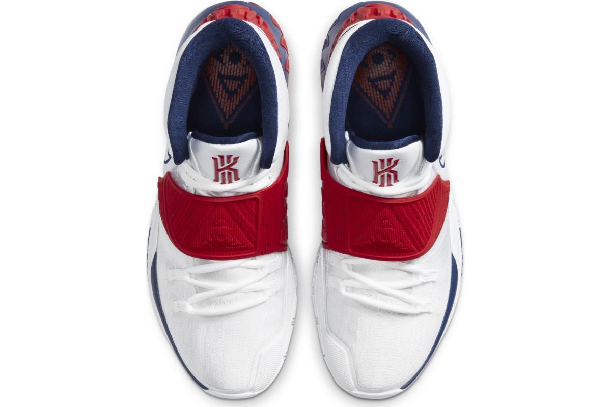 NIKE ナイキ カイリー6 EP バスケットボールシューズ BQ4631-102(ホワイト/ホワイト) 20FAモデル!