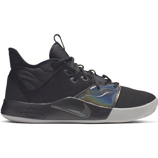 ナイキ NIKE バスケットボールシューズ NIKE PG3 EP AO2608-003  ブラック/ブラック  (沖縄・離島は送料別途)2019SU