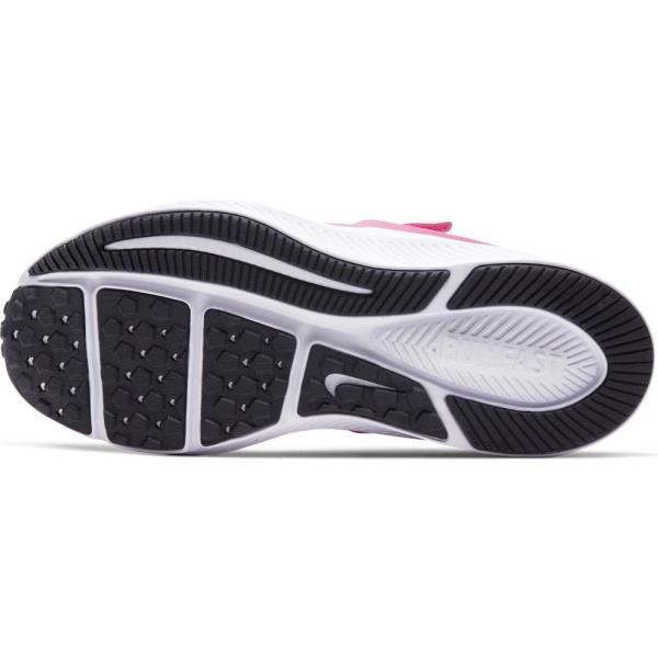 ナイキ NIKE スター ランナー 2 ジュニアランニングシューズ AT1801-603(ピンクグロー/フォトンダスト/ブラック/ホワイト) 21SUモデル!!