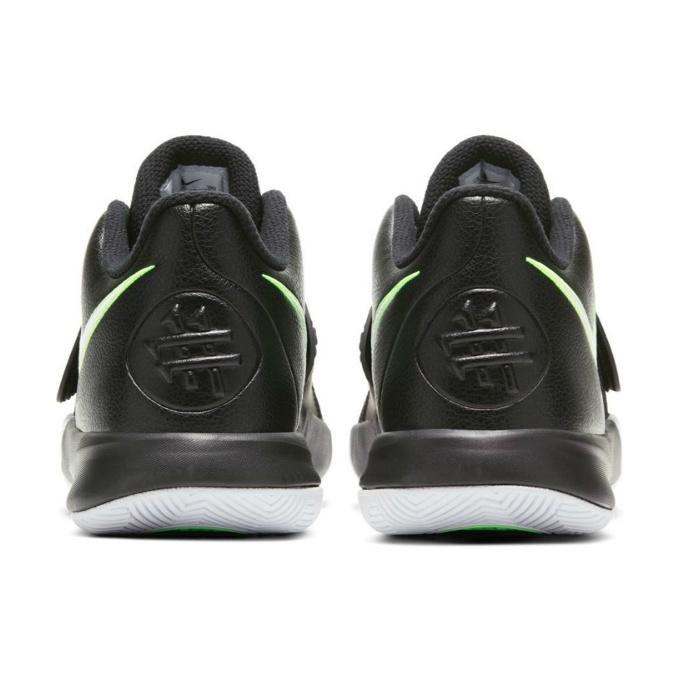 NIKE ミニバス ボーイズ バスケットボールシューズ  ナイキ カイリー フライトラップ 3 GS  BQ5620-001 ブラック×ホワイト 20SP
