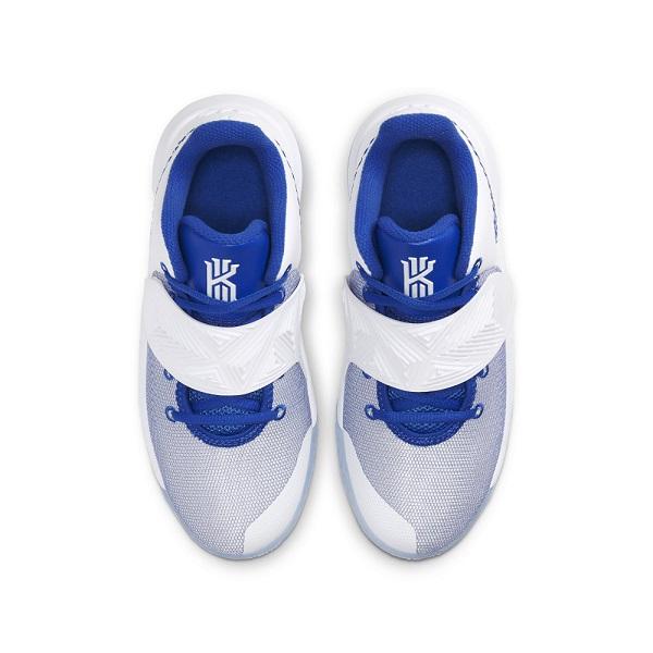 NIKE ミニバス ボーイズ バスケットボールシューズ  ナイキ カイリー フライトラップ 3 GS  BQ5620-100 ホワイト/バーシティロイヤル