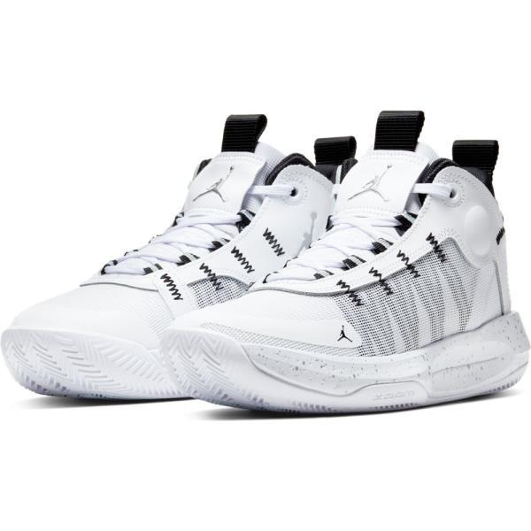 ジョーダン ジャンプマン 2020 PF バスケットボール BQ3448-102(ホワイト/メタリックシルバー/ブラック) 2020年最新モデル!!