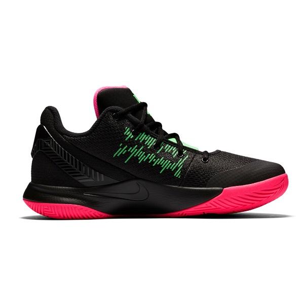 ナイキ NIKE メンズ バスケットボールシューズ カイリーフライトップ2 KYRIE FLYTRAP EP 2 AO4438-005 ブラック/ブラック/ハイパーピンク/レイジグリーン 19FA