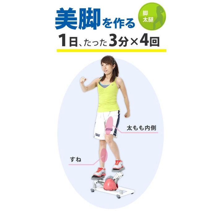 ホームサーキットセット(ながらクッション&ツイストステッパー)