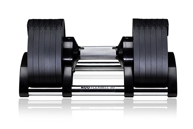 FLEXBELL 20kg(2個セット)(フレックスベル) 可変式ダンベル