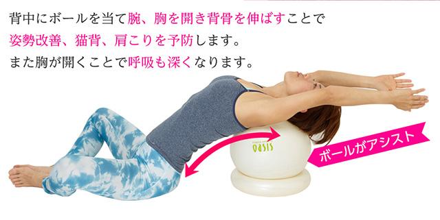 TAIKAN YOGA BALL 体幹ヨガボール  (TY-400)