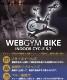 【搬入・組立設置サービス付き】 WEBGYM BIKE インドアサイクルS.7