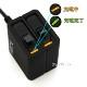 Go Pro コープロ 純正品 AHBBP-401 充電器のみ  HERO4  AHDBT-401専用充電器 2個同時充電