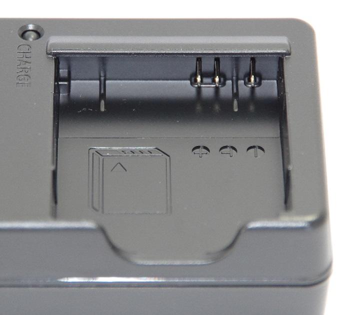 Panasonic パナソニック DE-A92 純正バッテリーチャージャー 海外表記版 DMW-BCK7対応充電器 【DMW-BTC8同等品】