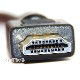 【互換品】panasonic パナソニック対応 RP-CHE15 HDMIケーブル 高品質互換品 1.4規格 1.5m Part 2 送料無料【メール便の場合】