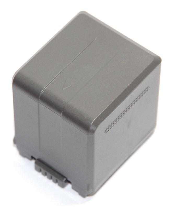 Panasonic パナソニック 純正バッテリーパック VW-VBG260 海外表記版 VBG260充電池