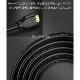 【互換品】三菱電機対応  HDMI ケーブル 高品質互換品 TypeA-A  2.0規格  1.5m  Part 1  18Gbps 4K@50/60対応  送料無料【メール便の場合】